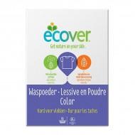 Skalbimo milteliai spalvotiems audiniams ECOVER, 1,2 kg