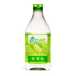 Natūralus indų ploviklis su citrinomis ir alavijais ECOVER, 450 ml